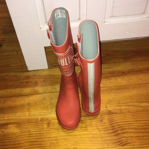 Shoes - Joules rain boots